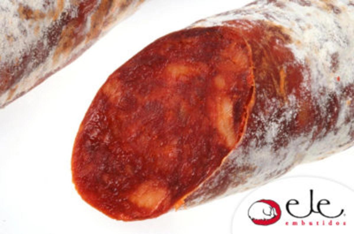 Chorizo Artesano de Zamora Dulce - Ristra 600 g aprox.