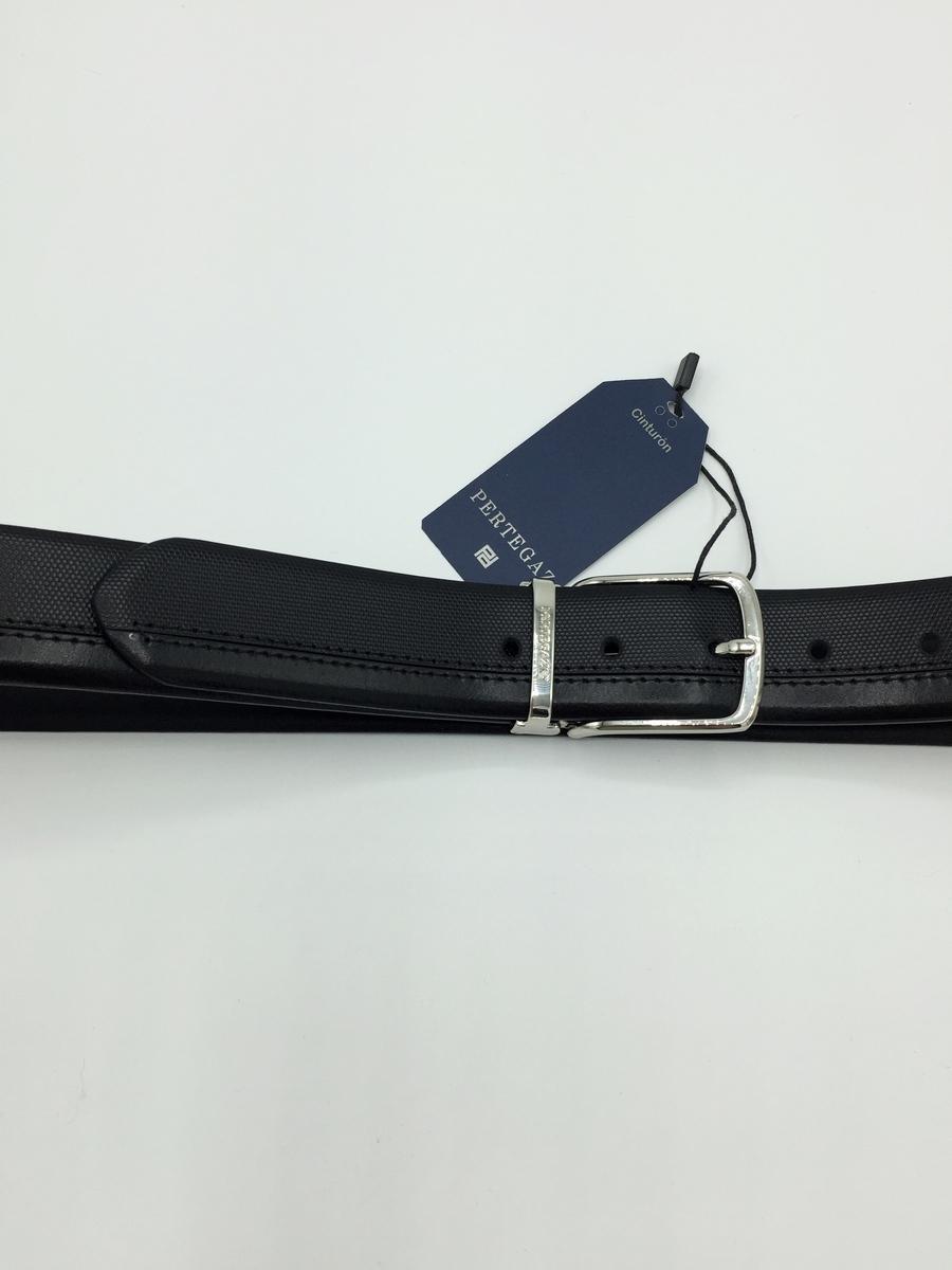 Cinturón piel PERTEGAZ Color negro