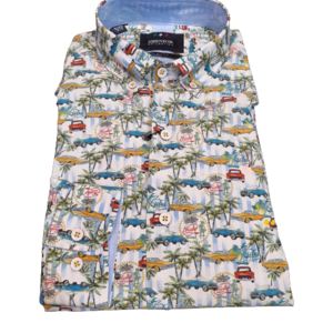 Camisa coches