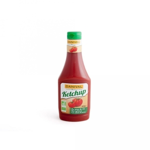 Danival - Ketchup Sirope de Arroz - 560g