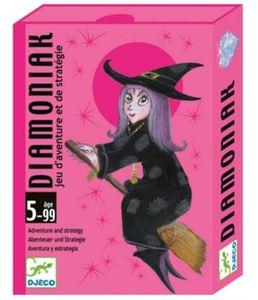 Djeco: juego de cartas Diamoniak