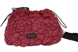Bolso EFERRI de Naylon color rojo acolchado