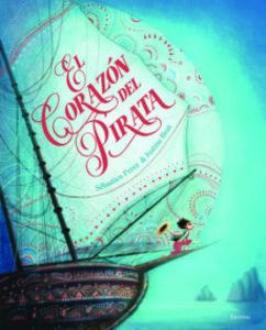 """Libro """"El corazón del pirata"""""""