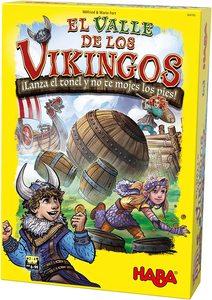 El valle de los Vikingos. Haba.
