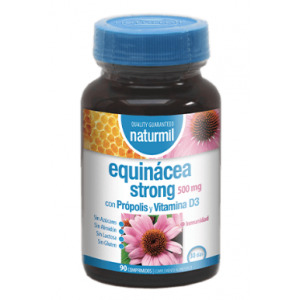 Equinácea Strong 500mg. Dietmed