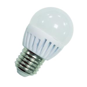 Bombilla Esferica Cerámica LED E27 9 Watios