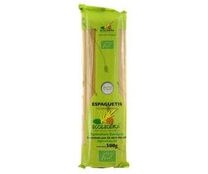 Espaguetis Ecológicos 500G. Ecolécera