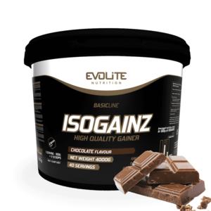 EVOLITE ISOGAINZ 4000G - Sabor Chocolate