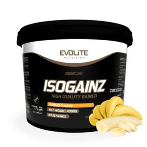 EVOLITE ISOGAINZ 4000G - Sabor Plátano