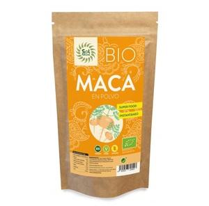 Bio - Maca en polvo 200g Sol Natural