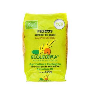 Fideos Ecológicos 500G. Ecolécera