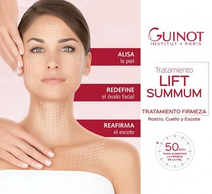 Tratamiento de Firmeza Lift Summum Guinot