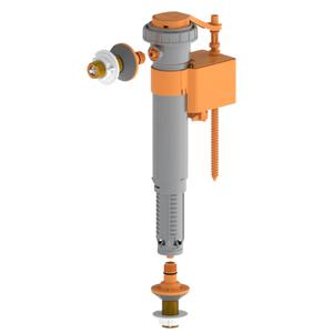 Válvula flotador DUAL FOR-ALL alimentación lateral o inferior