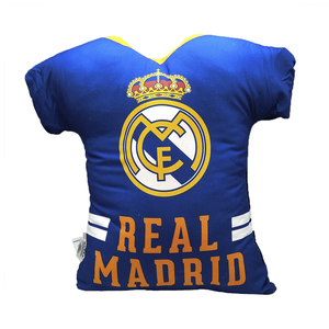 Cojín camiseta Real Madrid