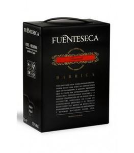 Fuenteseca Tinto Barrica Bag-in-box 3 Litros (Ecológico)