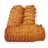 Galletas rizadas de nata caseras en caja, 150 gramos
