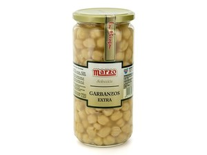 Bote Garbanzos Extra Marzo - 720g