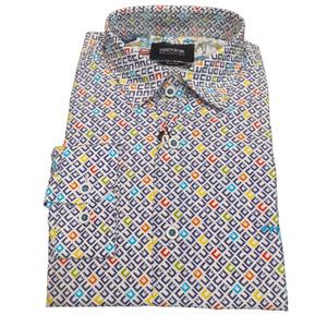 Camisa geométricos