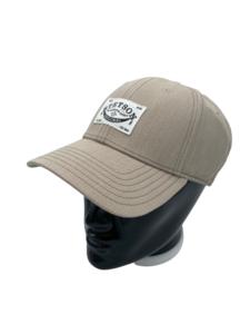 Gorra de Béisbol STETSON de Algodón color Beige.