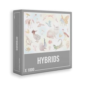 HYBRIDS puzzle 1000 pzs -Cloudberries-