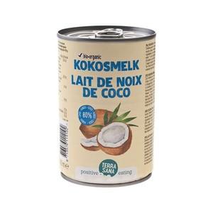 Leche de Coco TERRASANA 400 g BIO
