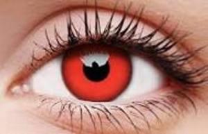 Crazylens Red Devil