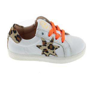 Sneaker niña leopardo