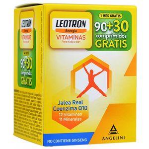 LEOTRON VITALIDAD 90+30 CP GRATIS