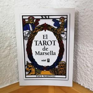 """Libro """"El Tarot de Marsella"""" - Paul Marteau"""