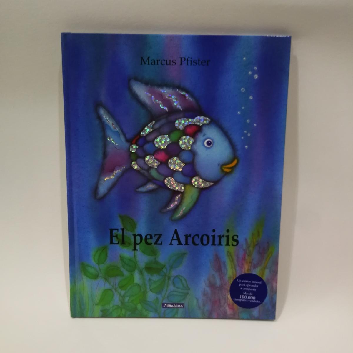 """Libro """"El pez Arcoiris"""""""