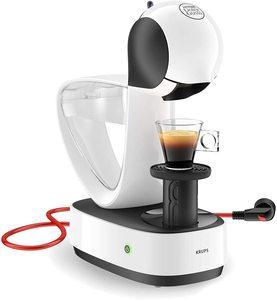 Cafetera de cápsulas Krups Nescafé Dolce Gusto Infinissima Blanca