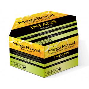Megaroyal Infans 20 ampollas. Dietmed