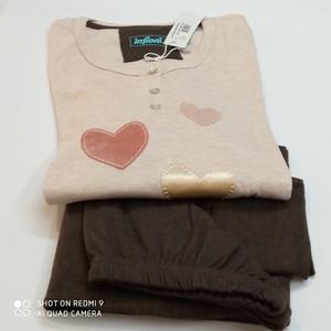 Pijama de mujer corazones