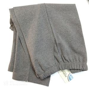 Pantalón punto de señora rayado