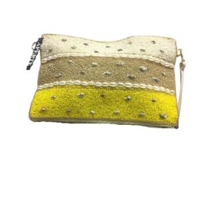 Bolso de Mano tonos Amarillos - Niza
