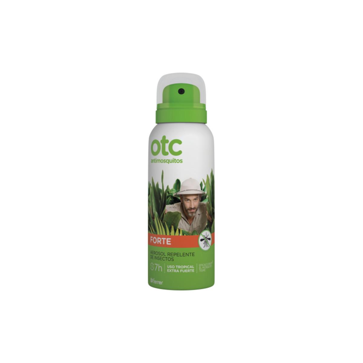 OTC Antimosquitos Forte Aerosol - Repelente De Mosquitos - 100ml