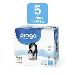 Pañales Ecológicos Pingo - Talla 5