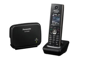 Teléfono inalámbrico IP Panasonic KX-TGP600CE