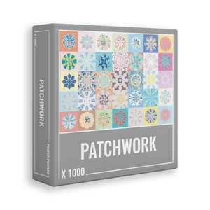 PATCHWORK puzzle 1000 piezas -Cloudberries-