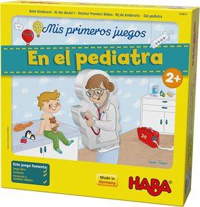 Haba- Mis primeros juegos en el pediatra.