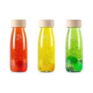 Botella Juego Sensorial Flotante