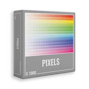 PIXELS puzzle 1000 piezas -Cloudberries-