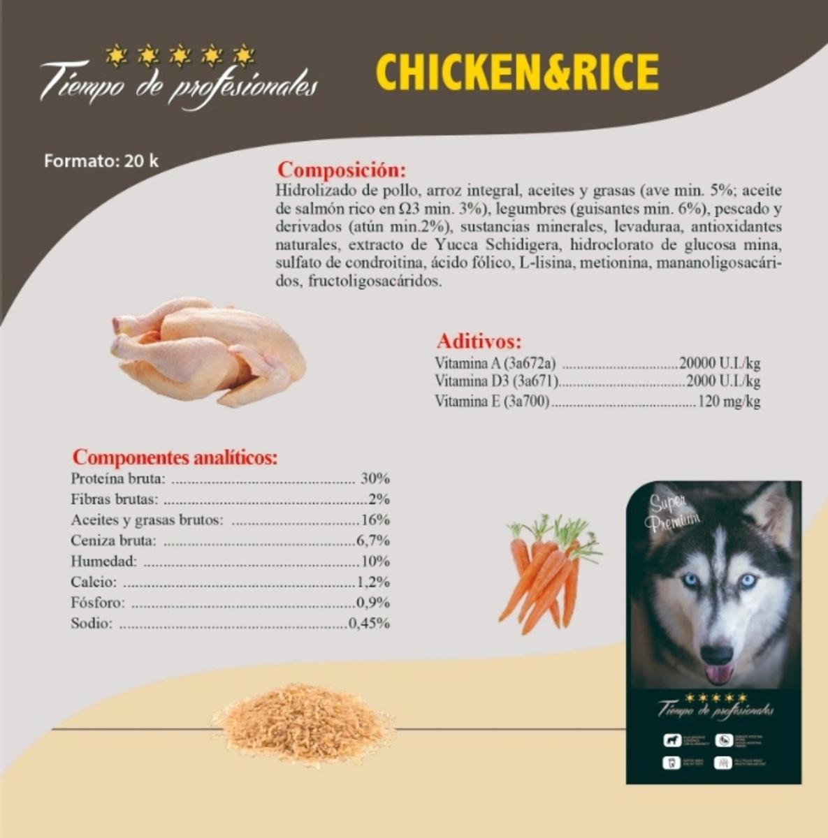 Pollo y Arroz