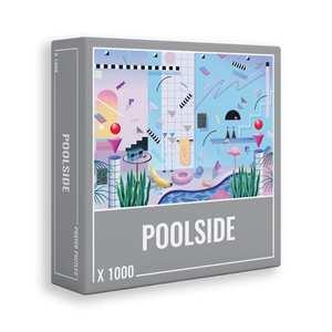 POOLSIDE puzzle 1000 pzs -Cloudberries-