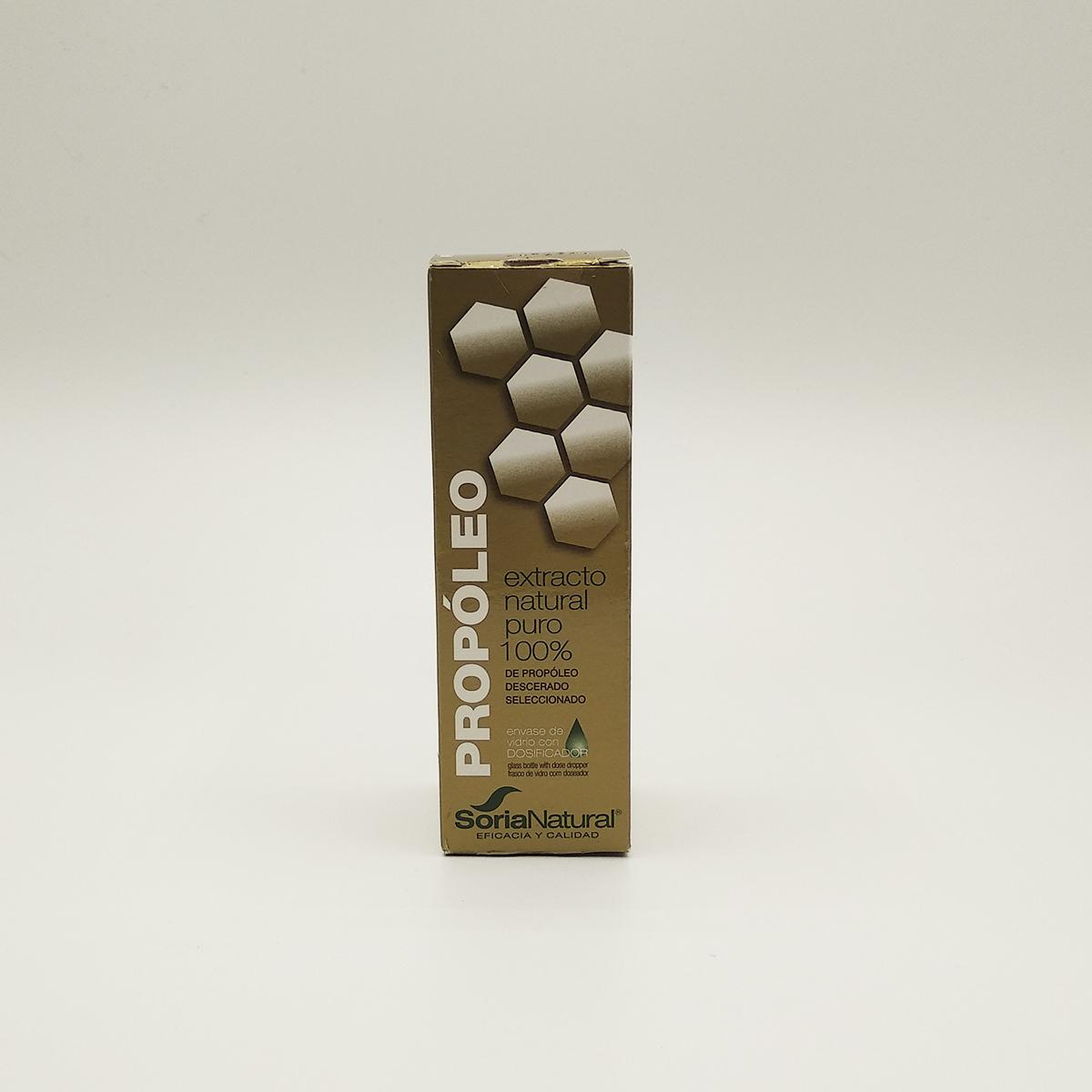 EXTRACTO PROPÓLEO. 50 ml. Soria Natural