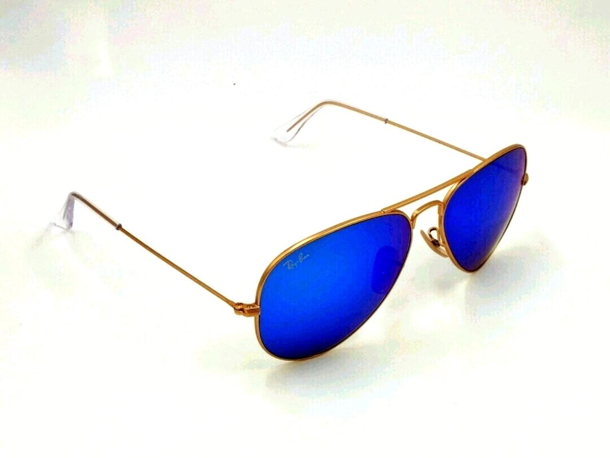 Gafas de sol Ray-Ban AVIATOR FLASH LENSES AZUL