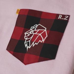 Camiseta Rosa unisex Adulto Cachirulo León