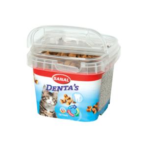 Sanal Denta's snack para gato