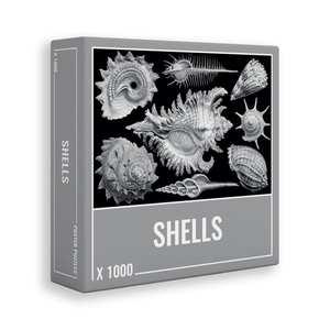 SHELLS  puzzle 1000 piezas -Cloudberries-