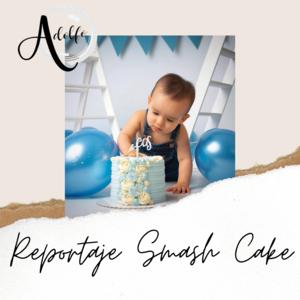 Reportaje Smash Cake